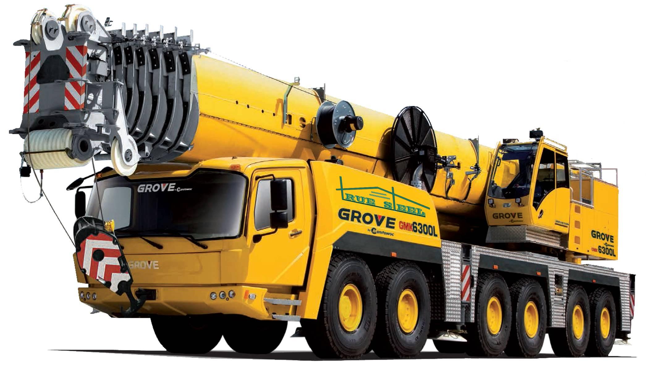 truesteel-cranes-GMK-6300L