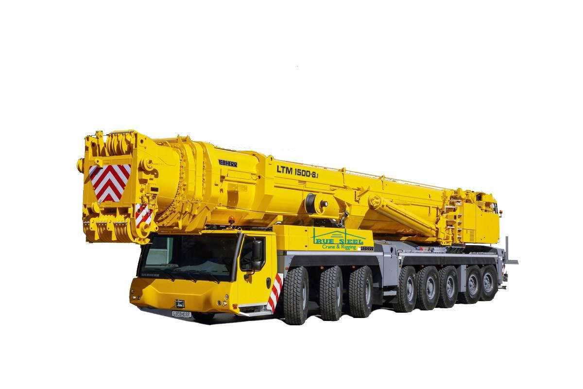 Liebherr-LTM-1500