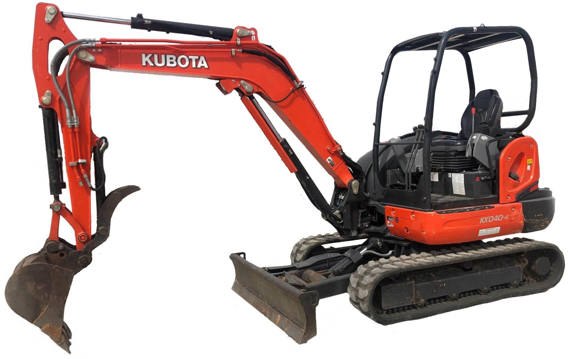 truesteel-KX040-4t-mini-excavator