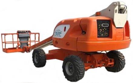 trusteel-40ft-boom-lift